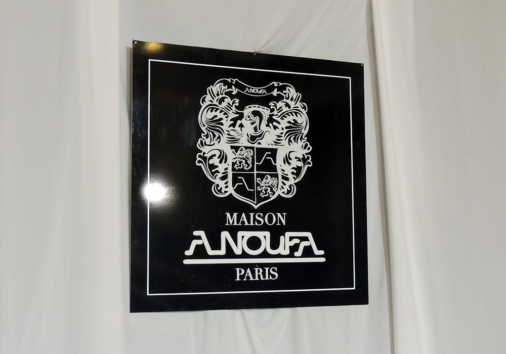 Défilé haute couture Maison Anoufa