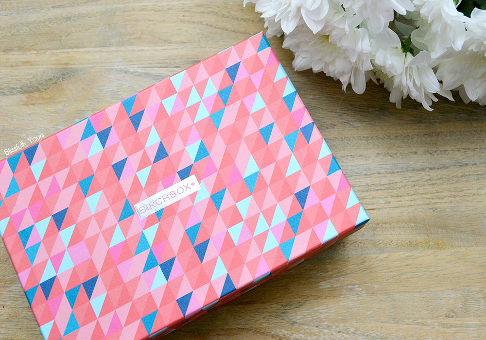 Birchbox « The Beauty & the Best » – octobre 2015