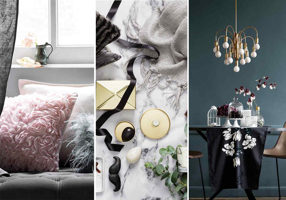 Shopping List déco : sélection romantique H&M Home