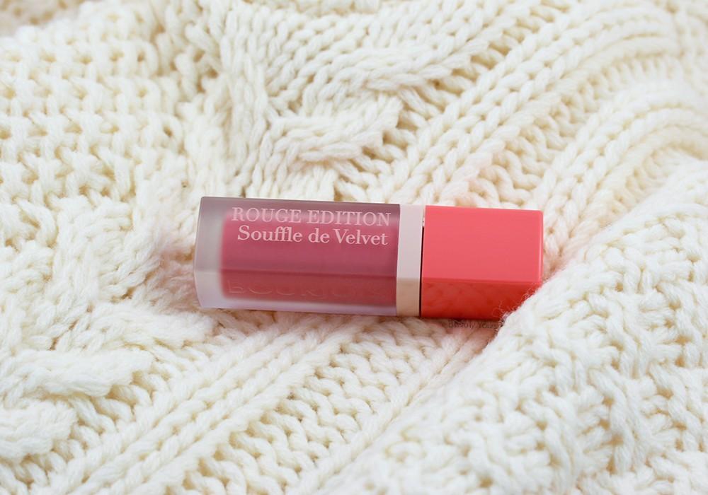 Découverte du nouveau Bourjois Souffle de Velvet (concours !)