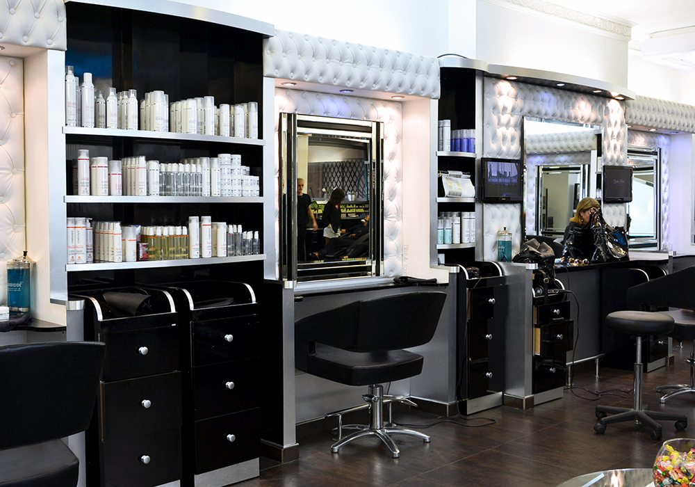 Mon ombr hair chez raphael perrier blissfully yours for Miroir coiffure st augustin