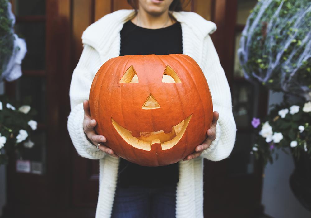 Moodboard Pinterest : Halloween